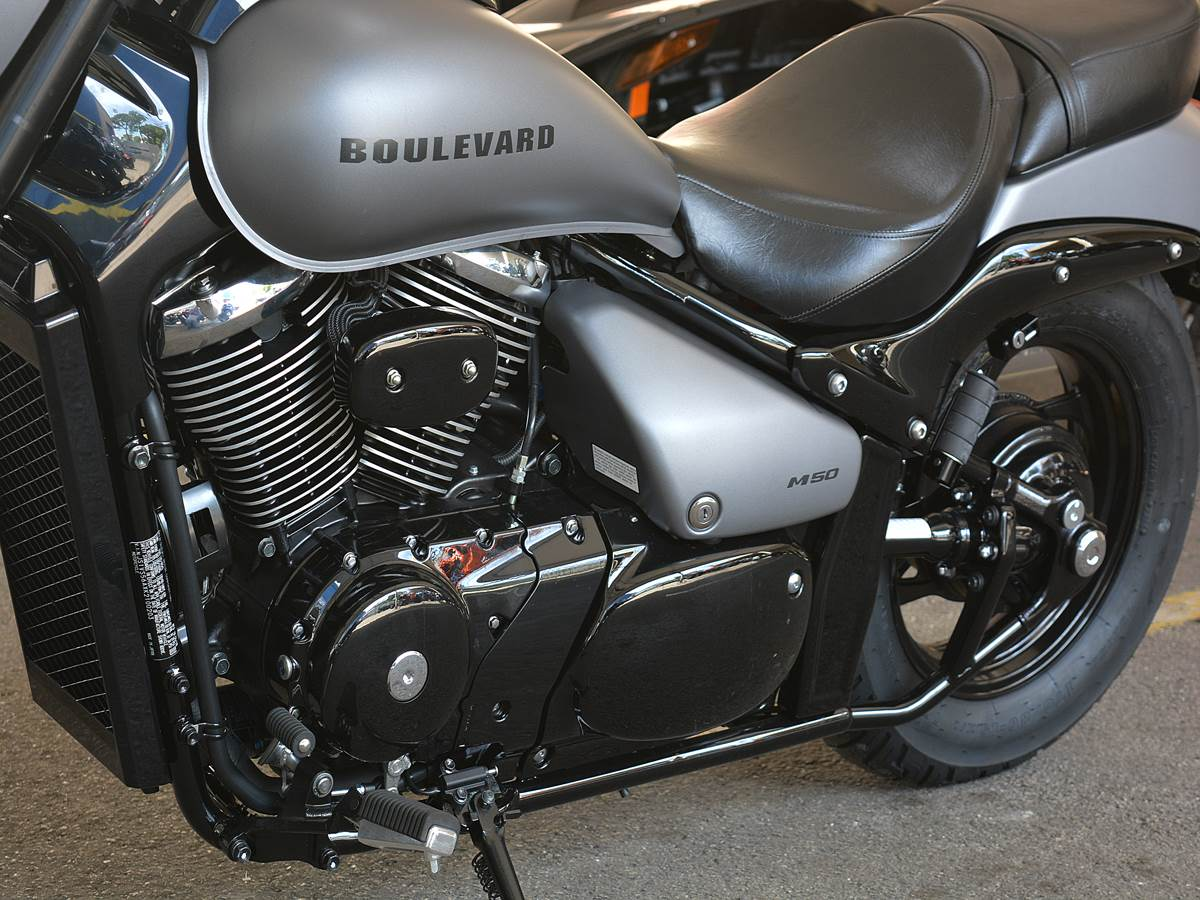 2019 Suzuki Boulevard M50 in Clearwater, Florida - Photo 5