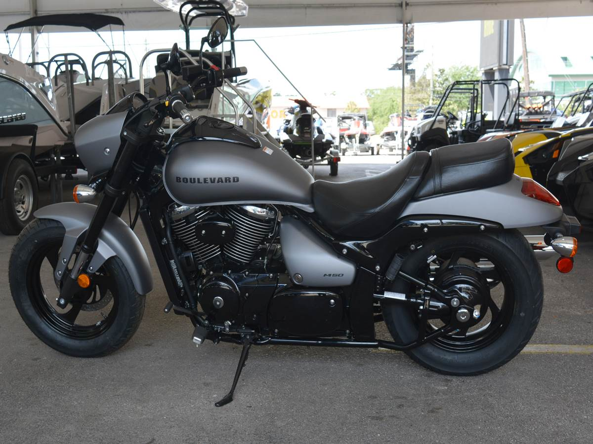 2019 Suzuki Boulevard M50 in Clearwater, Florida - Photo 2