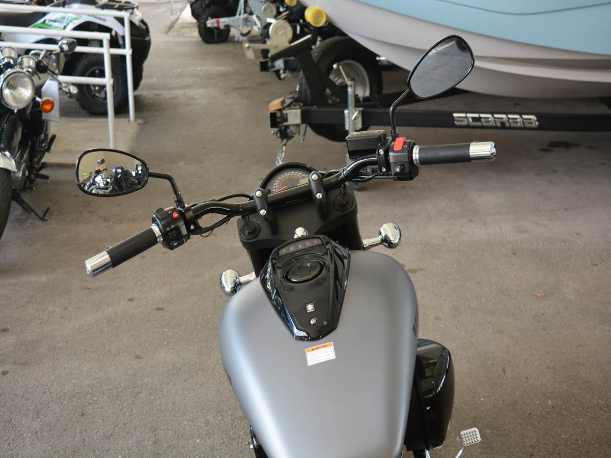 2019 Suzuki Boulevard M50 in Clearwater, Florida - Photo 15