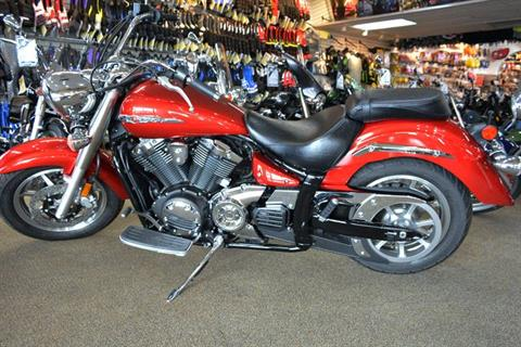 2012 Yamaha V Star 1300  in Clearwater, Florida