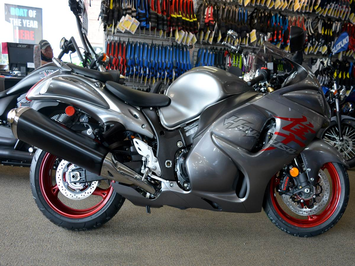 2019 Suzuki Hayabusa in Clearwater, Florida