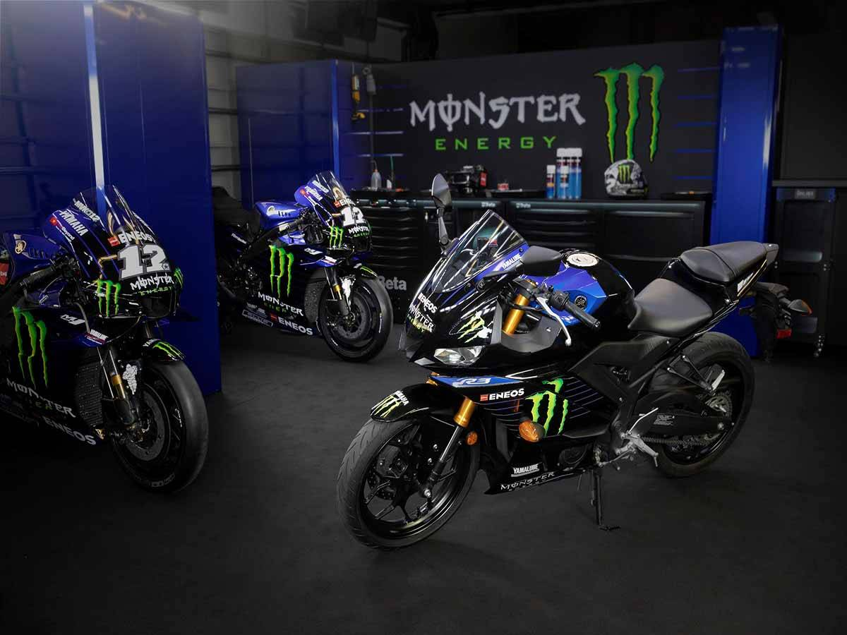 2021 Yamaha YZF-R3 ABS Monster Energy Yamaha MotoGP Edition in Clearwater, Florida - Photo 7
