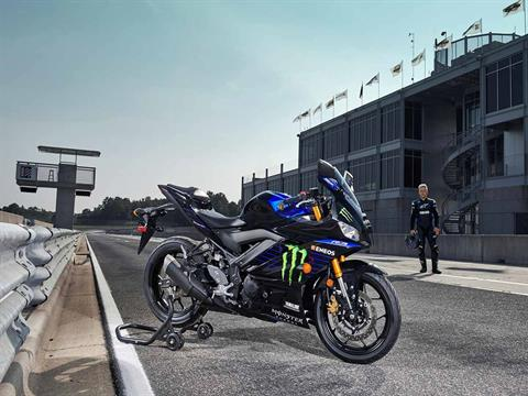 2021 Yamaha YZF-R3 ABS Monster Energy Yamaha MotoGP Edition in Clearwater, Florida - Photo 14