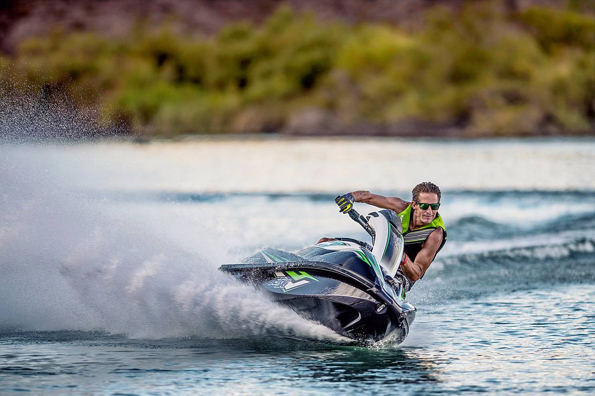 2018 Kawasaki JET SKI SX-R in Clearwater, Florida - Photo 5