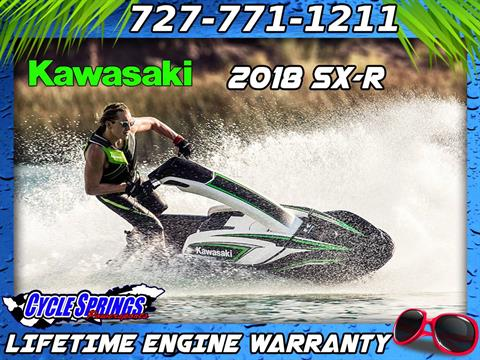 2018 Kawasaki JET SKI SX-R in Clearwater, Florida - Photo 1