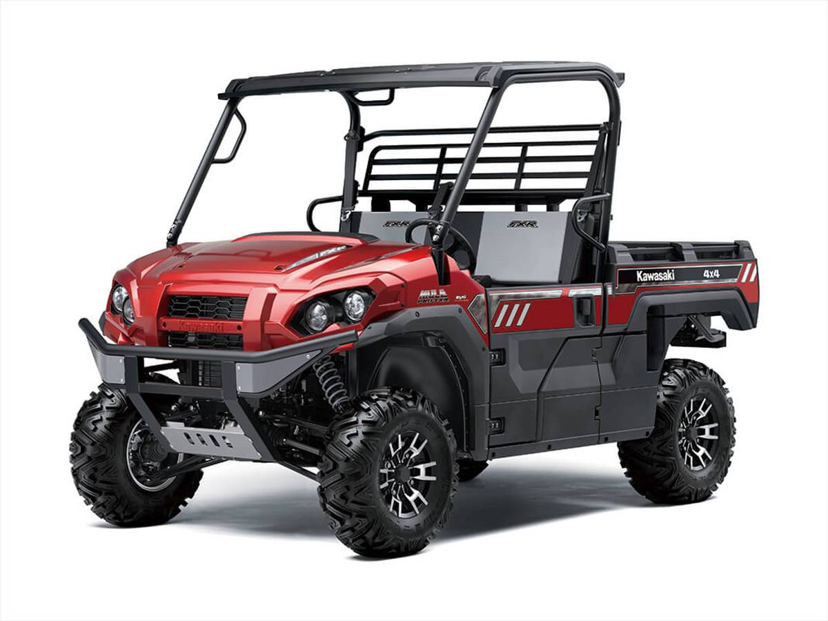 2021 Kawasaki Mule PRO-FXR in Clearwater, Florida - Photo 8