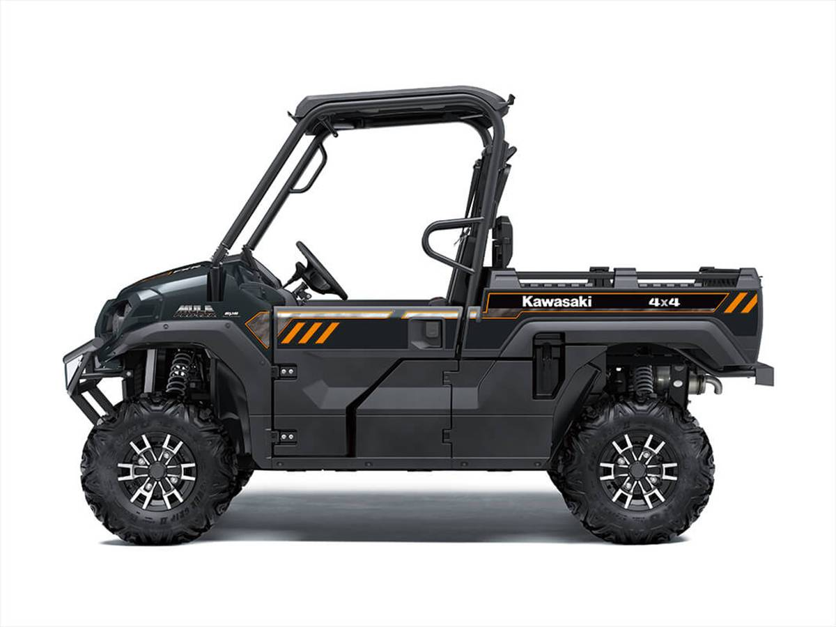 2021 Kawasaki Mule PRO-FXR in Clearwater, Florida - Photo 2