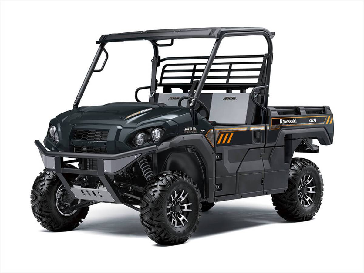 2021 Kawasaki Mule PRO-FXR in Clearwater, Florida - Photo 4