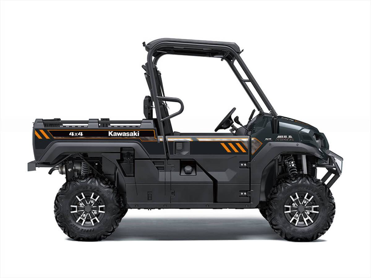 2021 Kawasaki Mule PRO-FXR in Clearwater, Florida - Photo 1