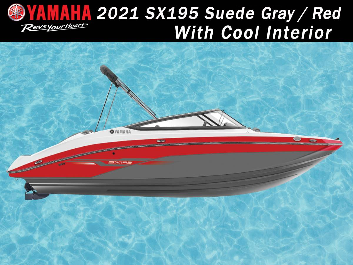 2021 Yamaha SX195 in Clearwater, Florida - Photo 4