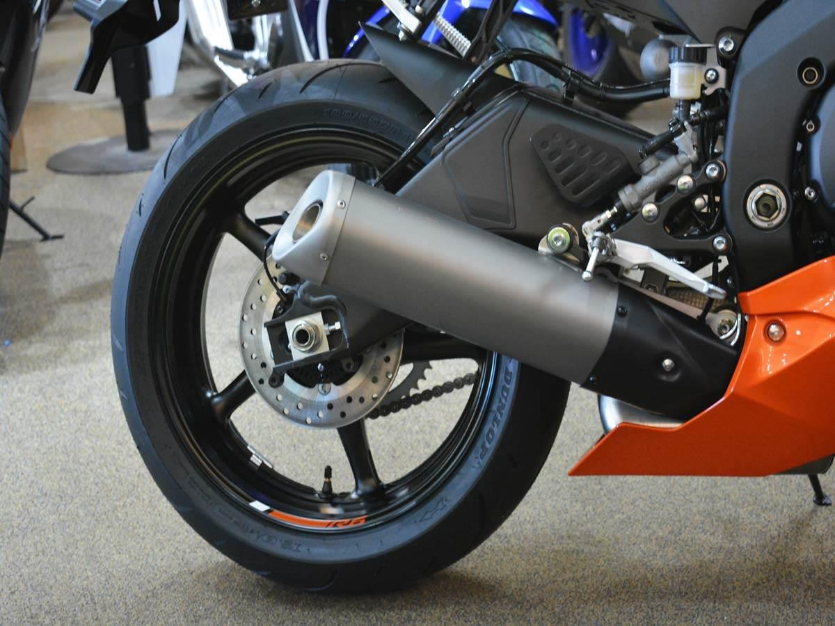 2020 Yamaha YZF-R6 5