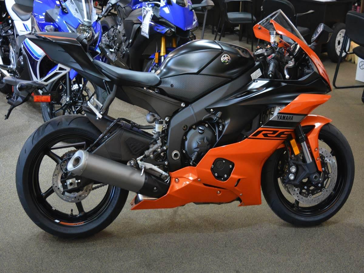 2020 Yamaha YZF-R6 7