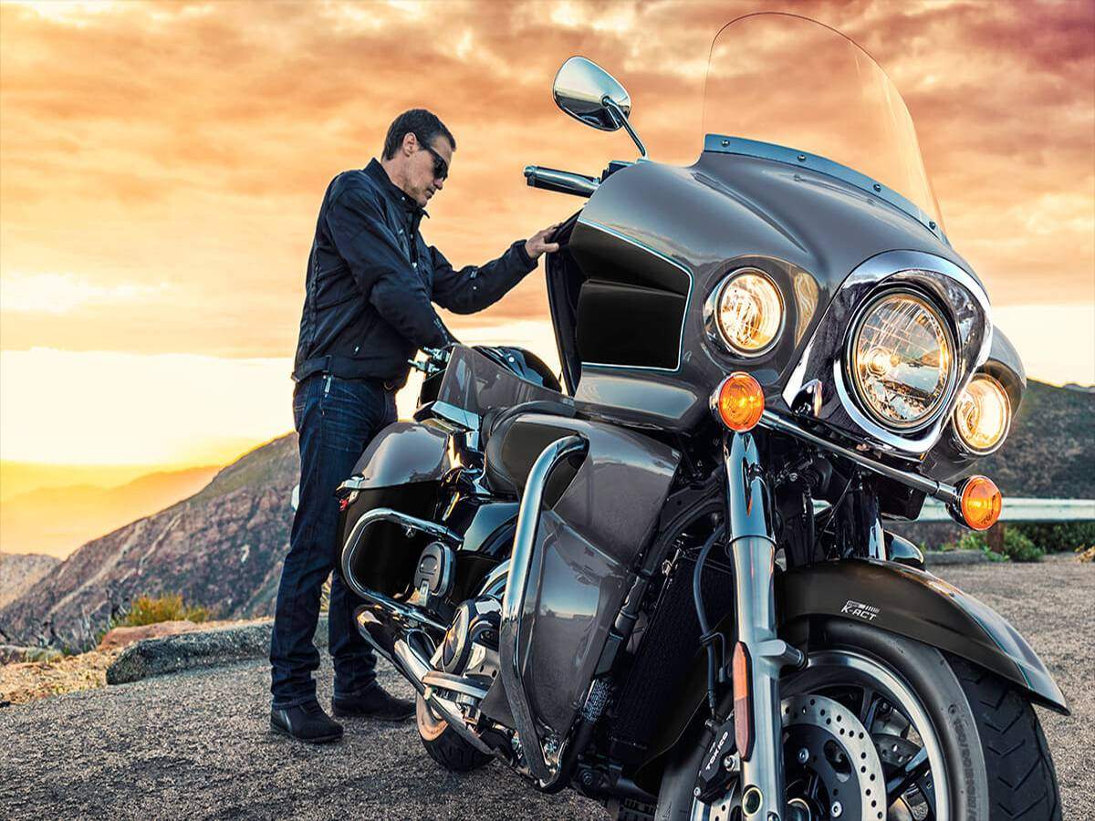 2021 Kawasaki Vulcan 1700 Voyager ABS in Clearwater, Florida - Photo 9