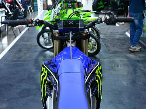 2021 Yamaha YZ450F Monster Energy Yamaha Racing Edition in Clearwater, Florida - Photo 11