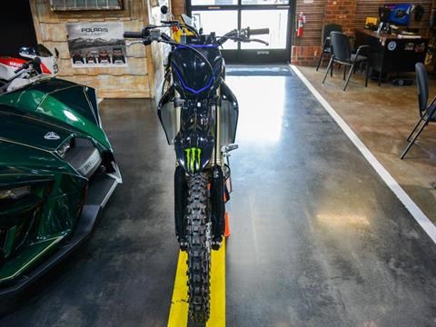 2021 Yamaha YZ450F Monster Energy Yamaha Racing Edition in Clearwater, Florida - Photo 12