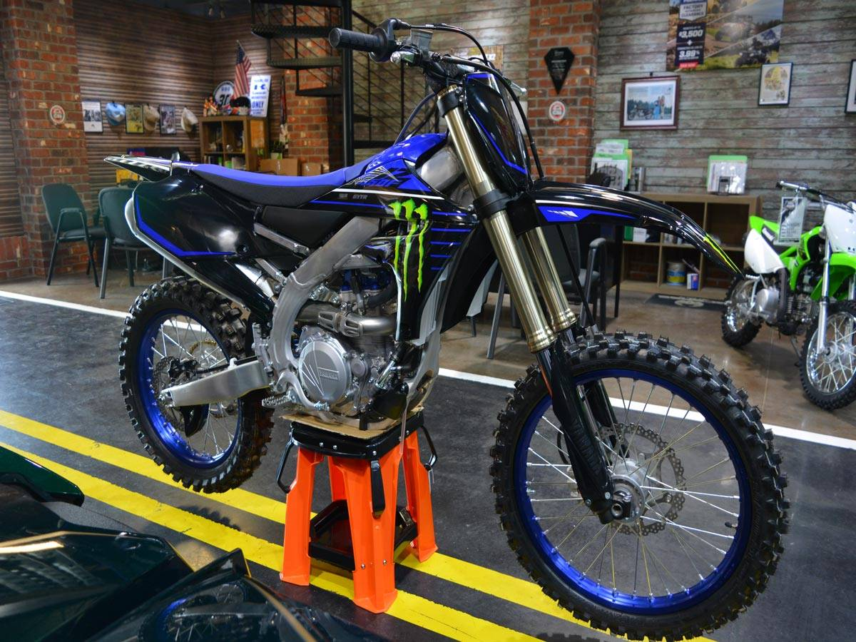 2021 Yamaha YZ450F Monster Energy Yamaha Racing Edition in Clearwater, Florida - Photo 5