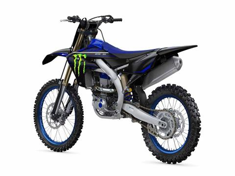 2021 Yamaha YZ450F Monster Energy Yamaha Racing Edition in Clearwater, Florida - Photo 4