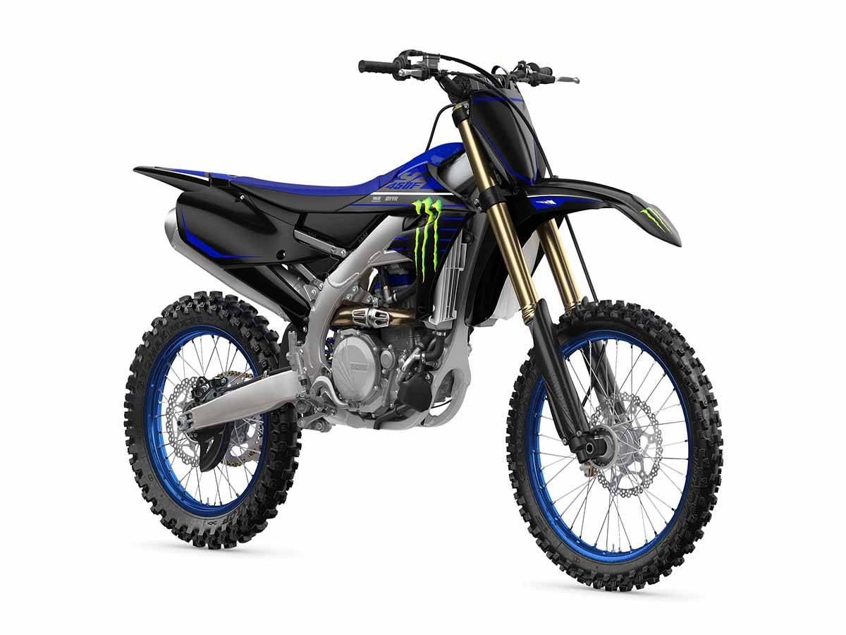 2021 Yamaha YZ450F Monster Energy Yamaha Racing Edition in Clearwater, Florida - Photo 2