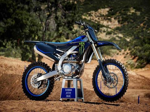 2021 Yamaha YZ450F Monster Energy Yamaha Racing Edition in Clearwater, Florida - Photo 9