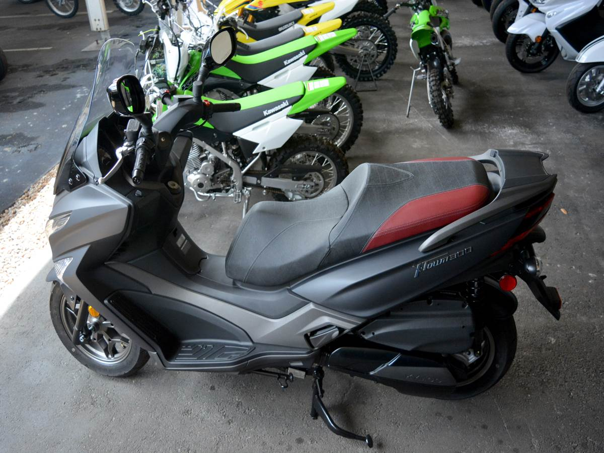 2019 Kymco X-Town 300i ABS in Clearwater, Florida - Photo 4