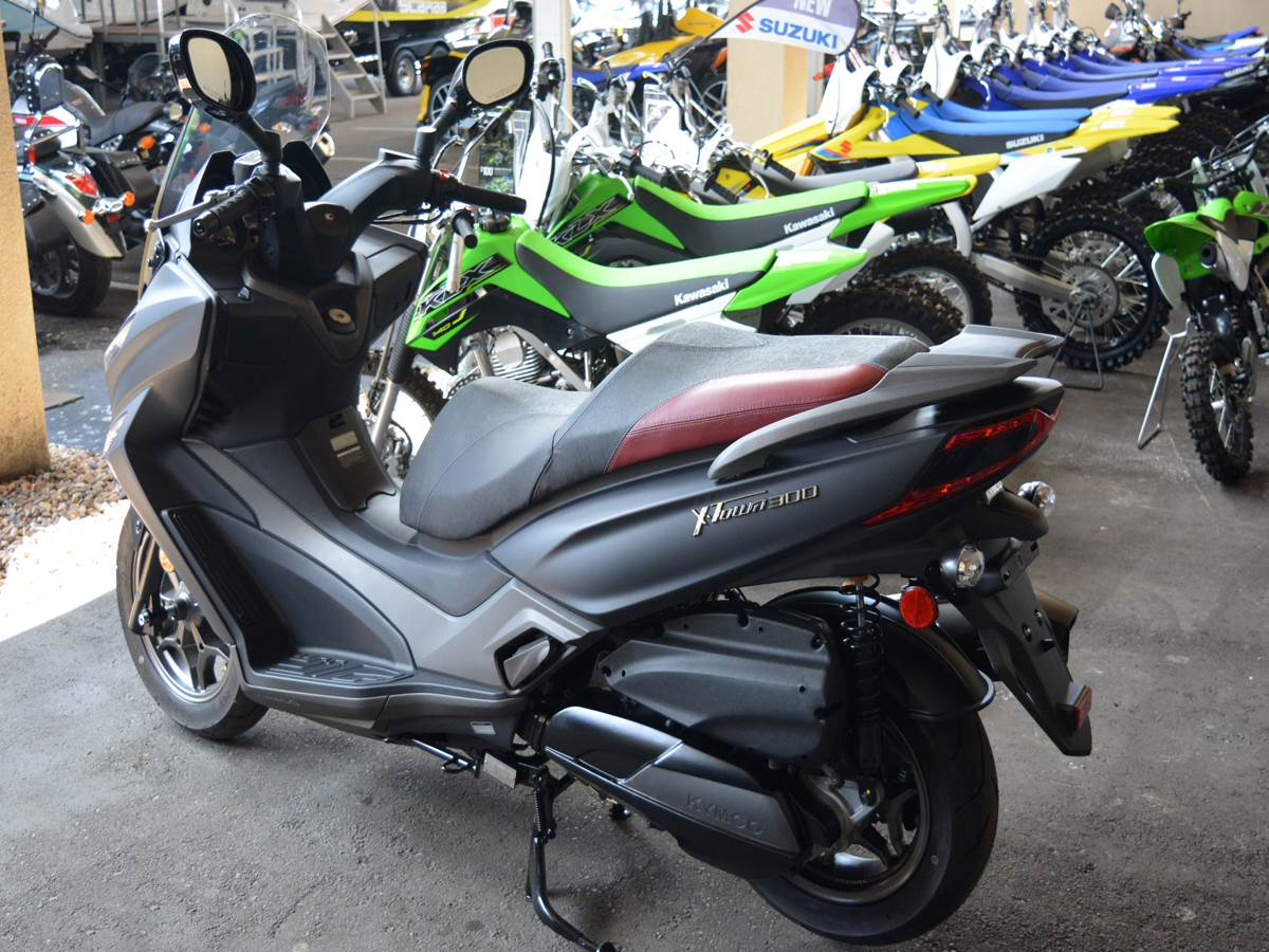 2019 Kymco X-Town 300i ABS in Clearwater, Florida - Photo 5