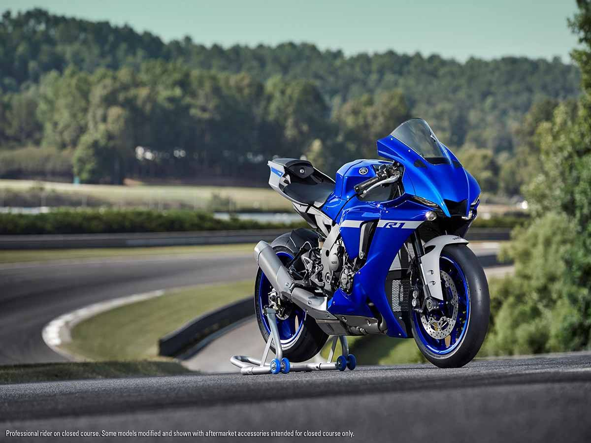 2021 Yamaha YZF-R1 in Clearwater, Florida - Photo 10