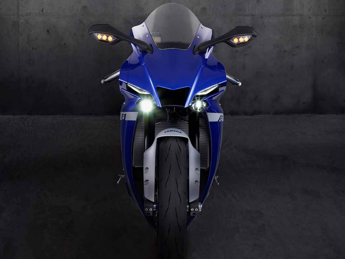 2021 Yamaha YZF-R1 in Clearwater, Florida - Photo 19