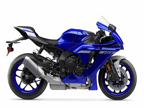 2021 Yamaha YZF-R1 in Clearwater, Florida - Photo 1