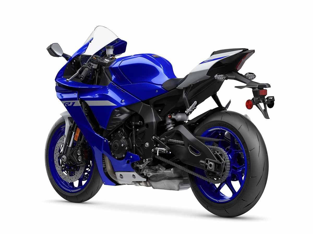 2021 Yamaha YZF-R1 in Clearwater, Florida - Photo 4