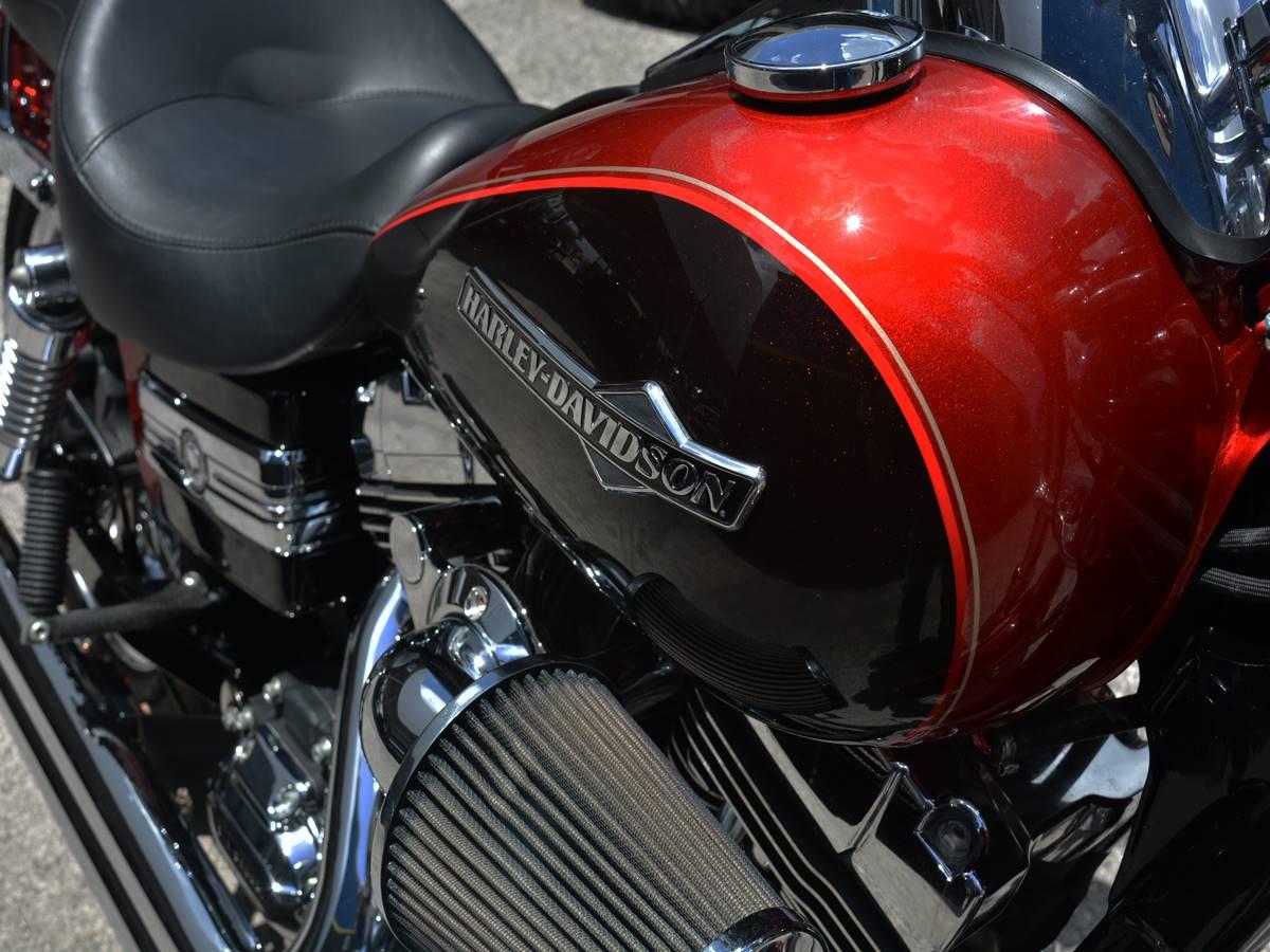 2012 Harley-Davidson Dyna® Super Glide® Custom in Clearwater, Florida