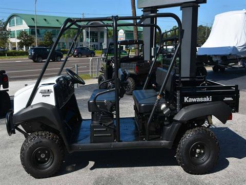 2021 Kawasaki Mule 4000 Trans in Clearwater, Florida - Photo 1