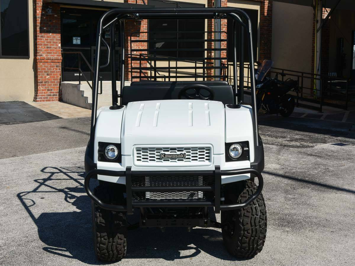 2021 Kawasaki Mule 4000 Trans in Clearwater, Florida - Photo 7