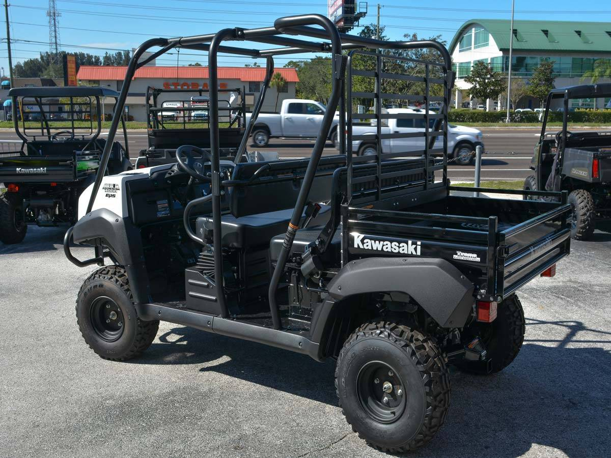 2021 Kawasaki Mule 4000 Trans in Clearwater, Florida - Photo 9