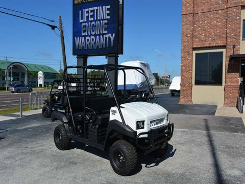 2021 Kawasaki Mule 4000 Trans in Clearwater, Florida - Photo 4