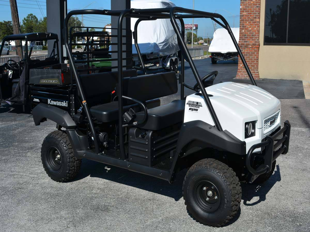2021 Kawasaki Mule 4000 Trans in Clearwater, Florida - Photo 11