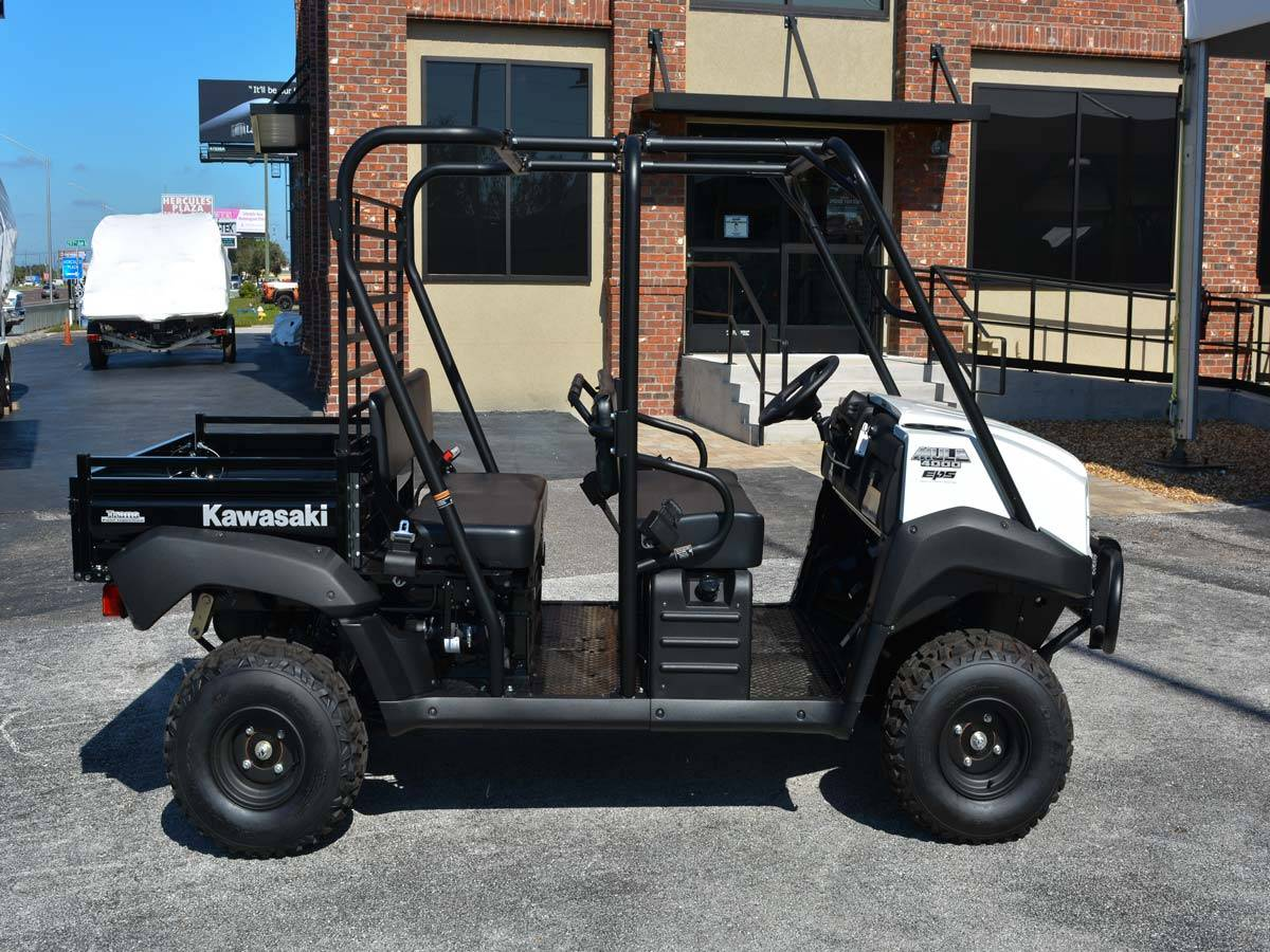 2021 Kawasaki Mule 4000 Trans in Clearwater, Florida - Photo 2