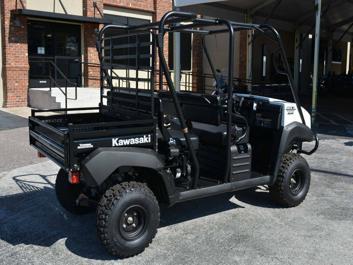 2021 Kawasaki Mule 4000 Trans in Clearwater, Florida - Photo 12