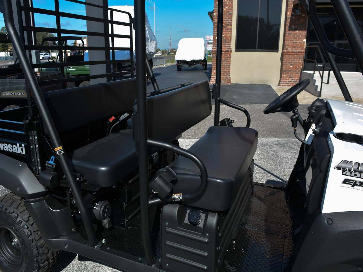 2021 Kawasaki Mule 4000 Trans in Clearwater, Florida - Photo 13