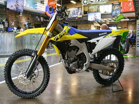2021 Suzuki RM-Z450 in Clearwater, Florida - Photo 4