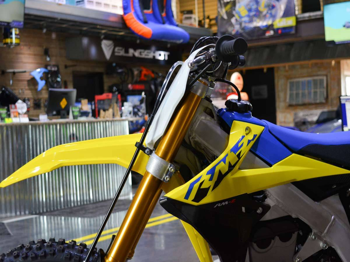 2021 Suzuki RM-Z450 in Clearwater, Florida - Photo 5