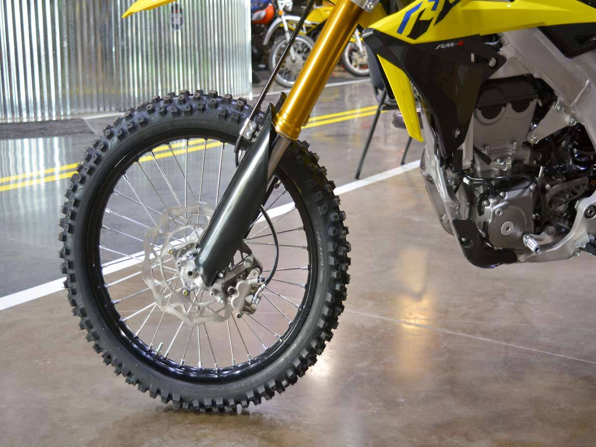 2021 Suzuki RM-Z450 in Clearwater, Florida - Photo 6
