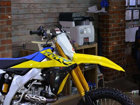 2021 Suzuki RM-Z450 in Clearwater, Florida - Photo 3