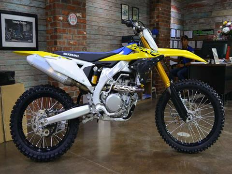 2021 Suzuki RM-Z450 in Clearwater, Florida - Photo 10