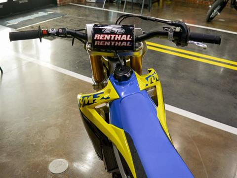 2021 Suzuki RM-Z450 in Clearwater, Florida - Photo 12