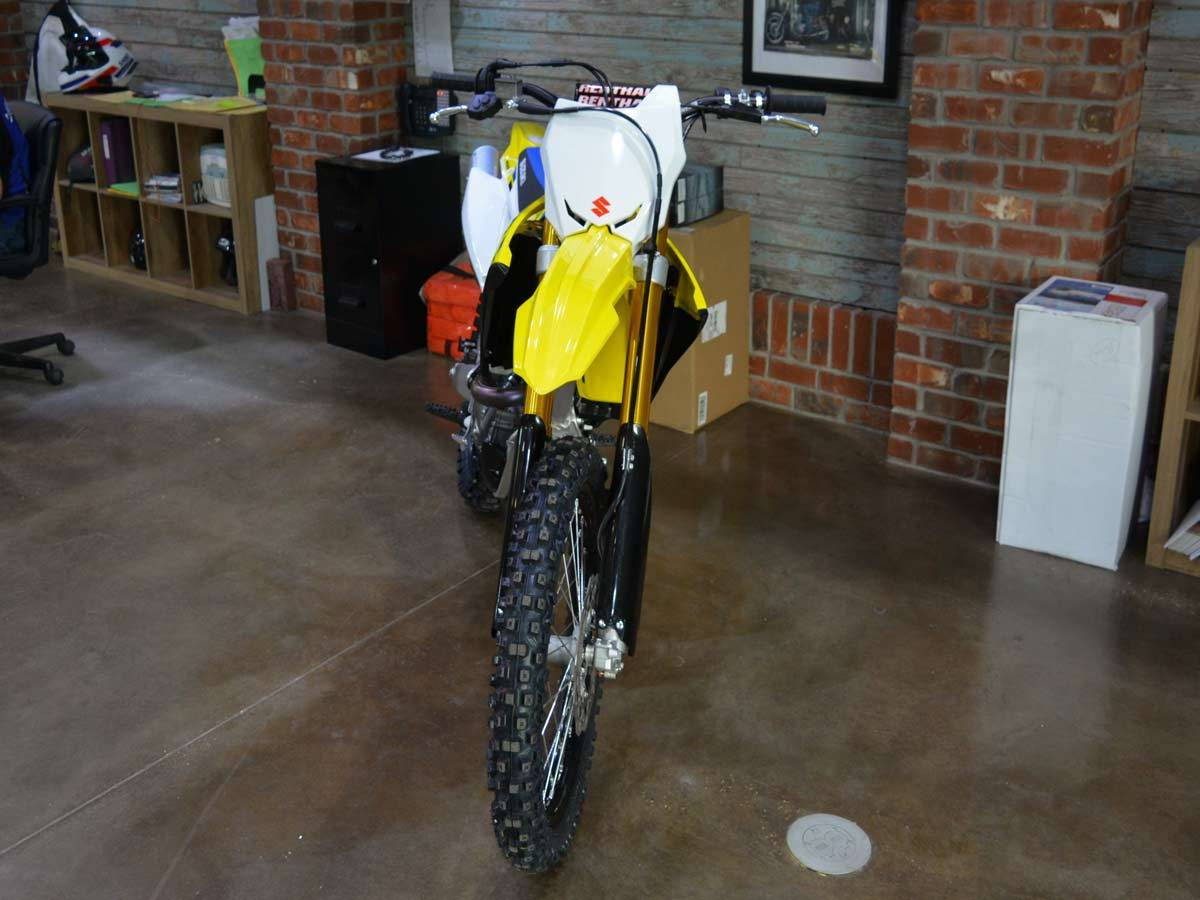 2021 Suzuki RM-Z450 in Clearwater, Florida - Photo 13