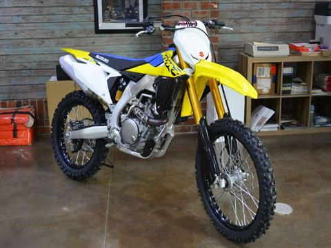 2021 Suzuki RM-Z450 in Clearwater, Florida - Photo 14