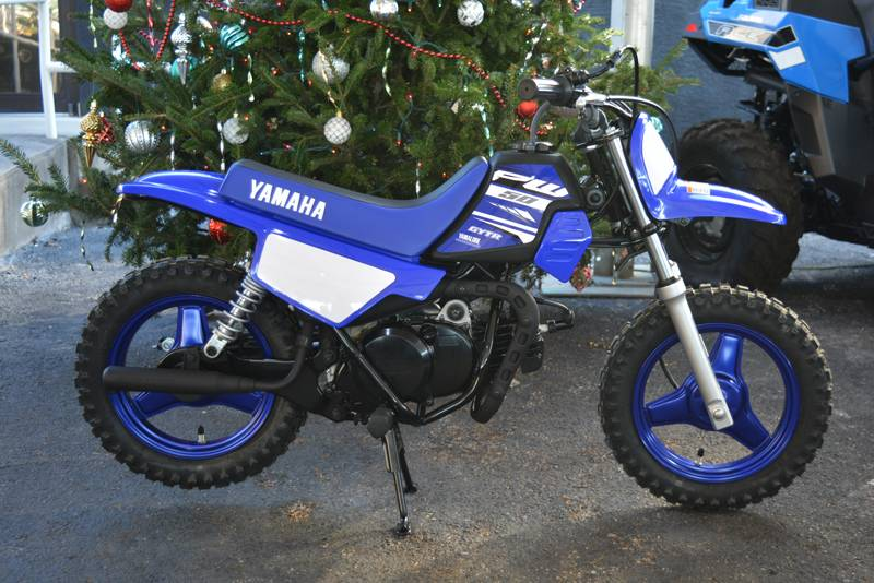 New 2018 Yamaha PW50 Motorcycles in Clearwater, FL   Stock Number ...