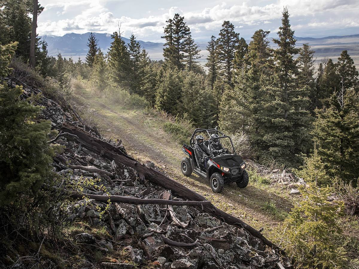 2021 Polaris RZR Trail 570 in Clearwater, Florida - Photo 9
