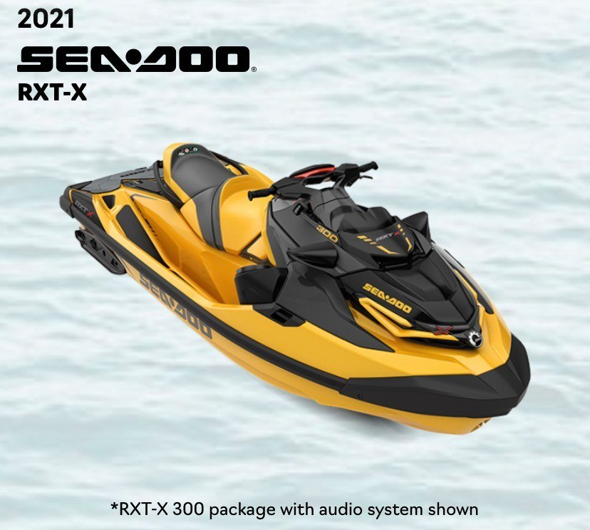 2021 Sea-Doo RXT-X 300 in Clearwater, Florida - Photo 9