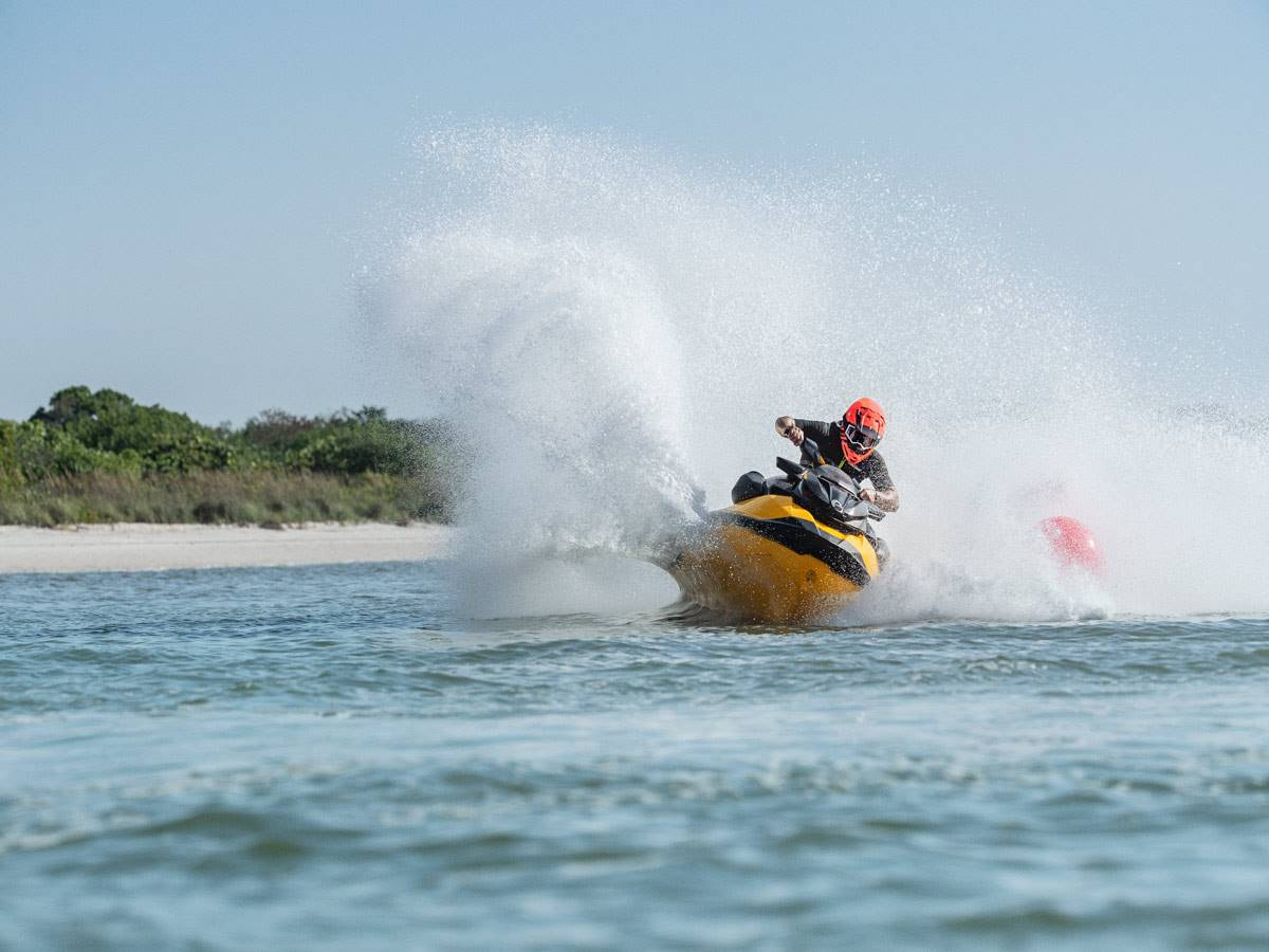 2021 Sea-Doo RXT-X 300 in Clearwater, Florida - Photo 5